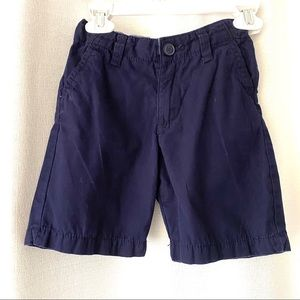 OshKosh Berkeley Tran Shorts Navy 4T